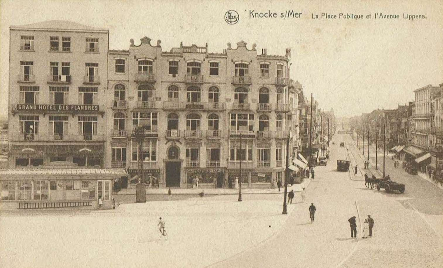 Photograph of hotel